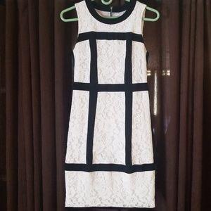 Retro vintage 1980s 90s dress